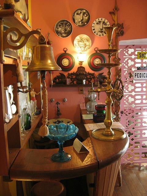 La Sebastiana-Valparaiso, Neruda had the best decorating taste ever!