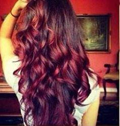 cheveux acajou cuivr google search - Coloration Acajou Cuivr
