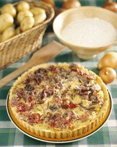 Kraker ve fasulyeli dip sos Tarifi - Resimli Yemek Tarifleri - Lezzet