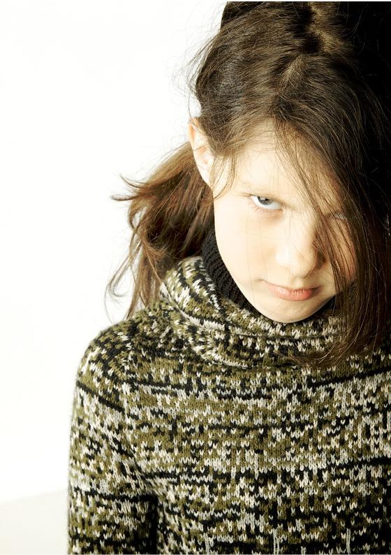 I just missed your heart children's wear collection Ine De Haes SASK '12-'13