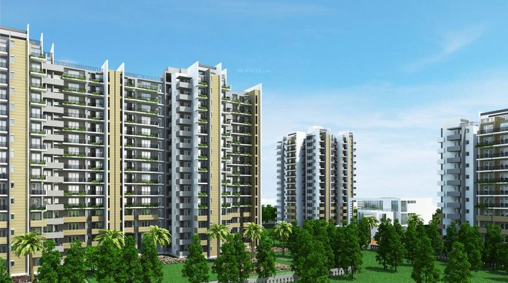 Godrej Golf Links Greater Noida - Modern life is a new trend experience it here