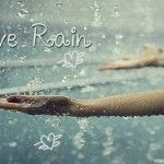 I Love Rain ! FB Best Timeline Cover Photo