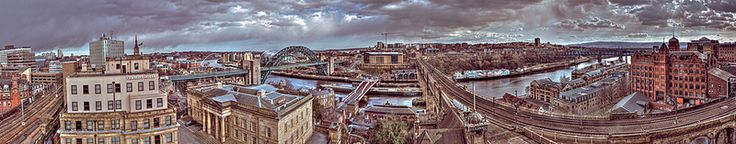 Newcastle Castle Keep South