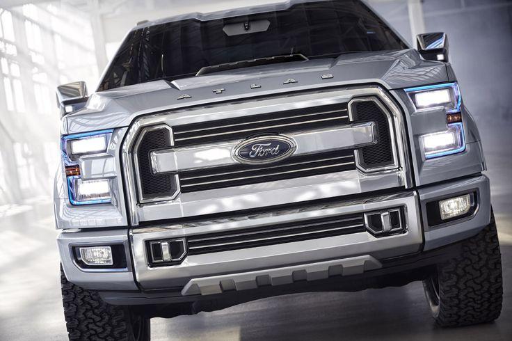 Ford Atlas concept.