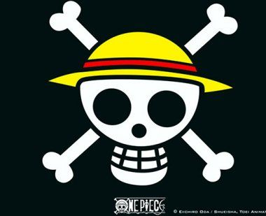 Mauspad - Pirates Flag - One Piece