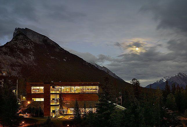 The Banff Centre Campus Master Plan
