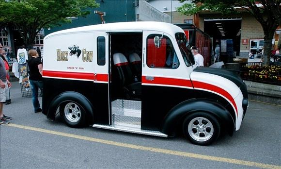 Divco Truck Trucks