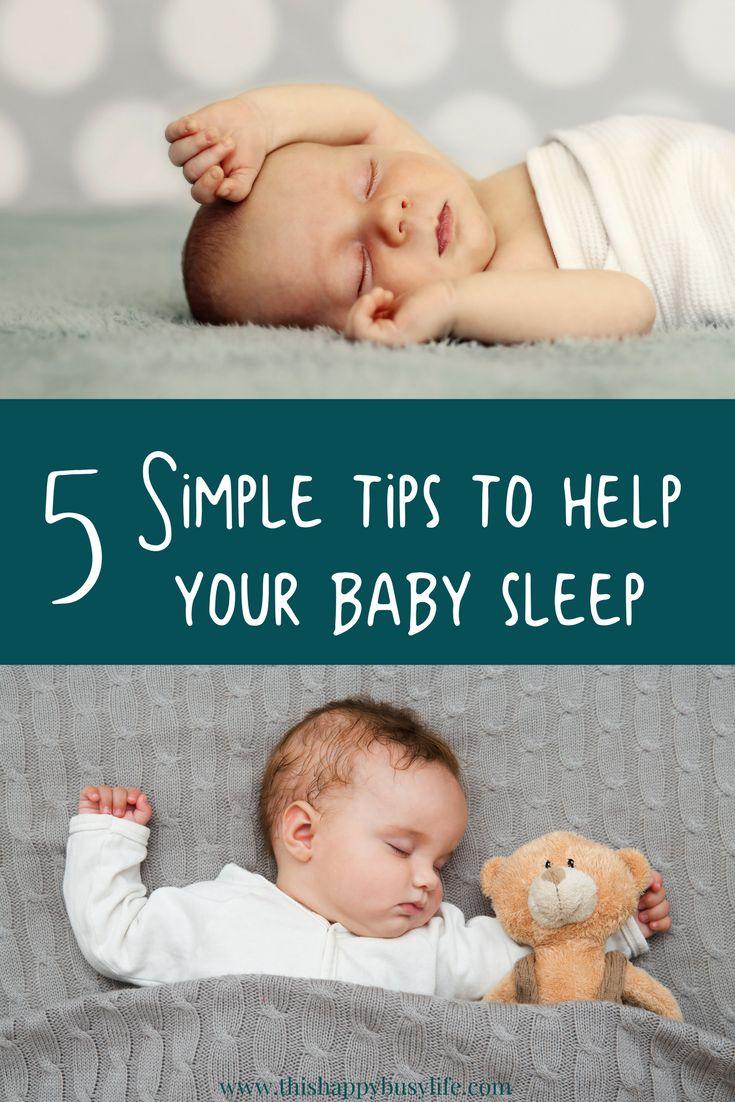 Bringen Sie Ihr Kind mit diesen 5 einfachen Tipps dazu, nachts zu schlafen. Einfache Vorschläge für …   – Sleep Training