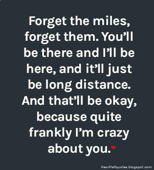 Long distance relationship love quotes  #LongDistance Men
