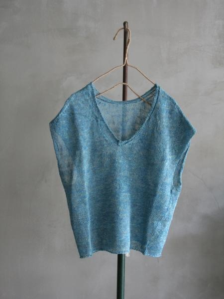 Lin _ tricot _ Top