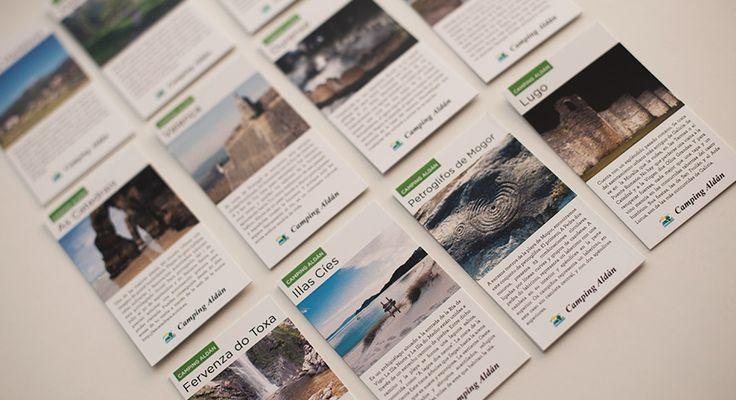 Fichas imprescincibles Galicia para Camping Aldán   María Vilarino