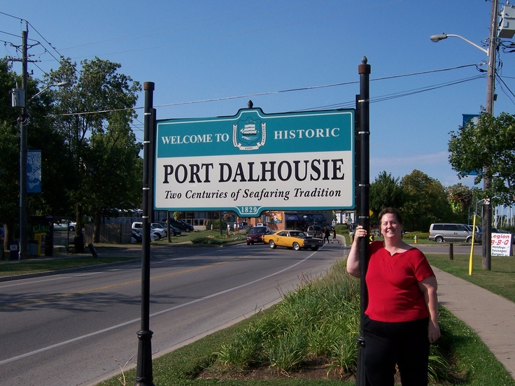 "Port Dalhousie. Part of St.Catharines for over fifty years but residents still think of themselves as living in The Town of Port Dalhousie or Just ""Port""."
