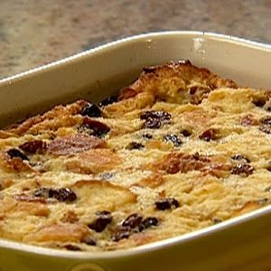 images of foodnetwork bread pudding | Rum Raisin Bread Pudding (The Neely's) Recipe | Key Ingredient