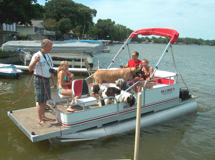 17 best images about boats on pinterest sun fishing for Best fishing pontoon