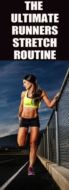 Here are the 7 Stretches YOU need to do after each run. Learn HOW at: http://www.runnersbluepr... #Stretching For Runners #running #correr #motivacion #concurso #promo #deporte #abdominales #entrenamiento #alimentacion #vidasana #salud #motivacion