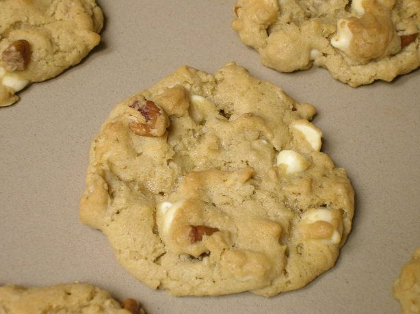Pumpkin White Chocolate Chip Cookies Recipe - Food.com