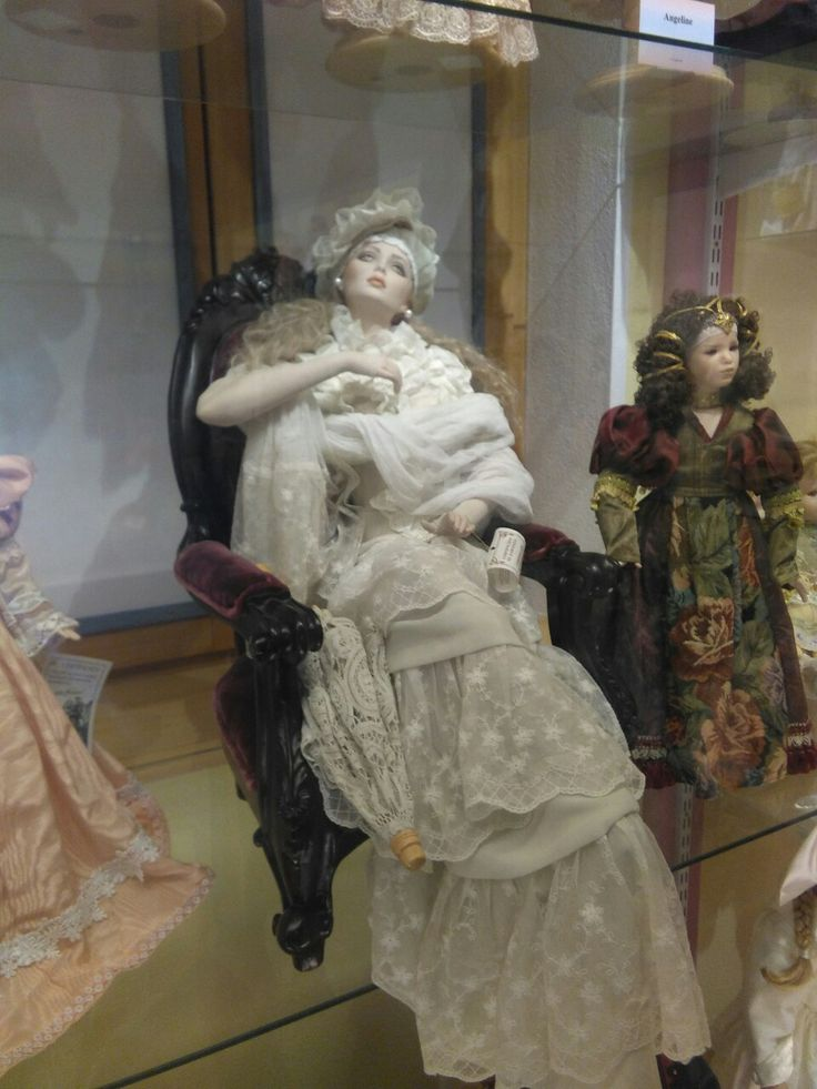 Puppenmuseum in St Wolfgang Austria