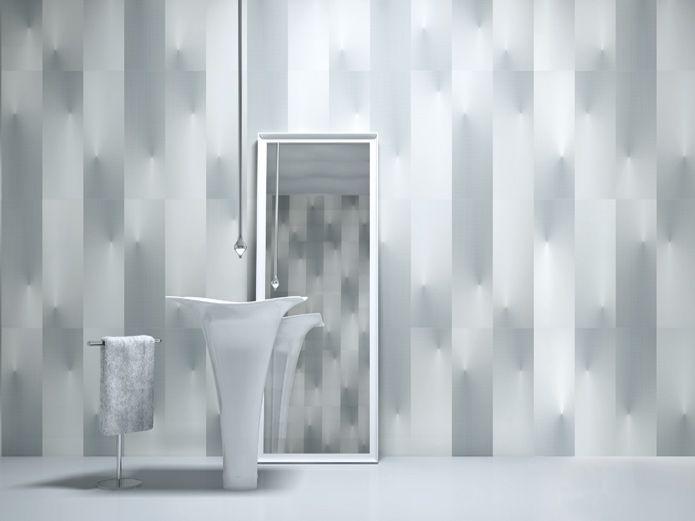 idea for master bath ceramic tile (by bien seramik optik)   to be designed by down2earth interior design.