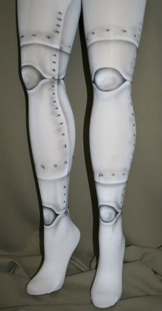 robot tights tutorial - Google Search