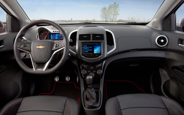 Luxury New 2016 Chevy sonic
