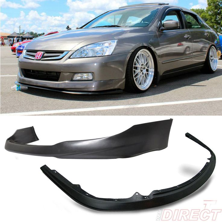 Details about For 03-05 Honda Accord 4Dr Sedan HFP Style ...