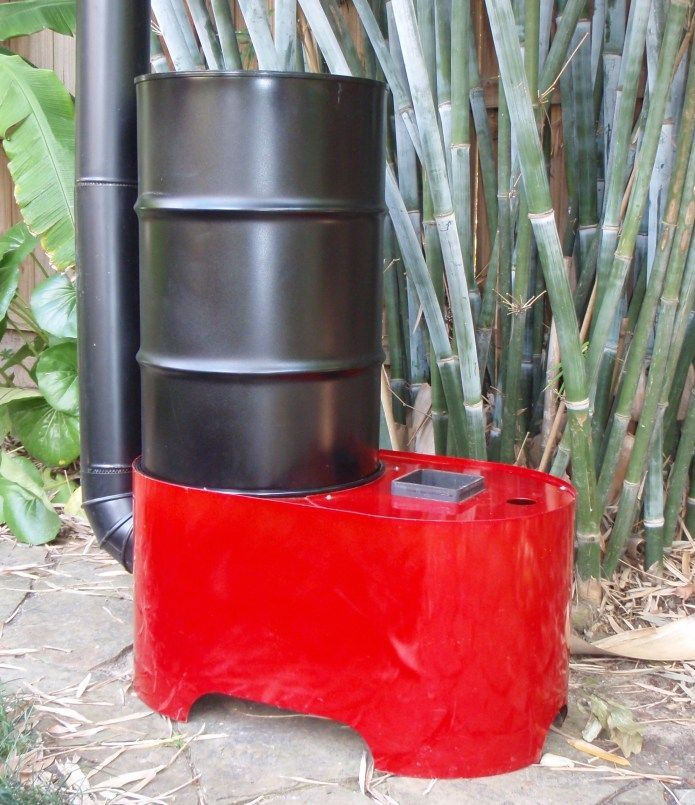 Dragon Heater produces zero smoke and uses 75% less wood than any conventional wood heater