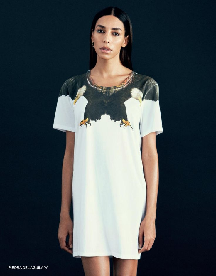 AGUILA white t-shirt