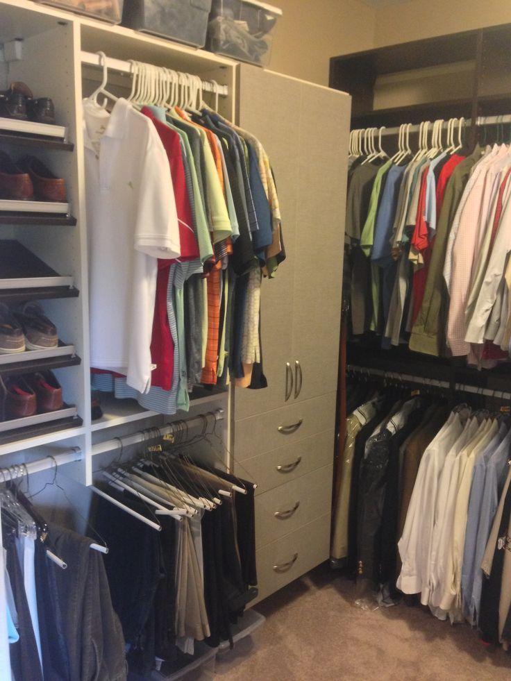 Designer Tim Woolery, California Closets Columbus