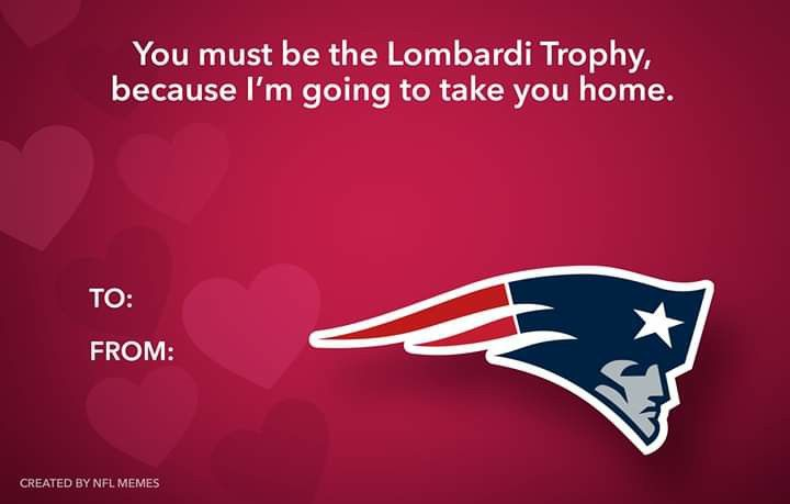 Happy Valentine S Day Nfl Nfl Memes Football Memes
