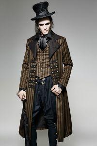 75 besten Viktorianische Kleidung Männer bei VOODOOMANIACS