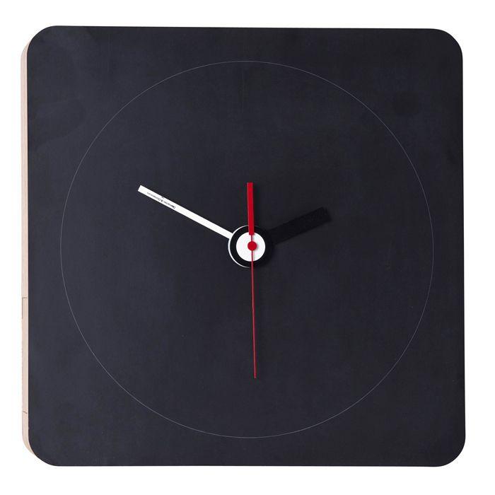 Diamantini & Domeniconi & Enrico Azzimonti's Tabla Chalkboard Clock