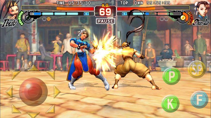 Street Fighter IV Champion Edition ya está disponible en iPhone y iPad http://www.esferaiphone.com/appstore/juegos/street-fighter-iv-champion-edition-ios