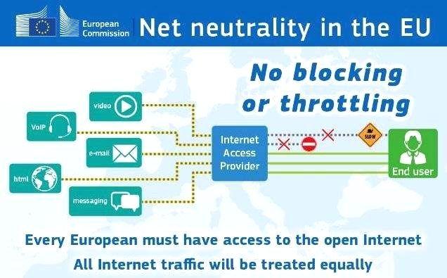 La Comisión Europea asegura que seguirá protegiendo la neutralidad de Internet en Europa http://www.charlesmilander.com/es/news/2017/12/la-comision-europea-asegura-que-seguira-protegiendo-la-neutralidad-de-internet-en-europa/ Como ganar dinero online? clic http://amzn.to/2jLtsgB
