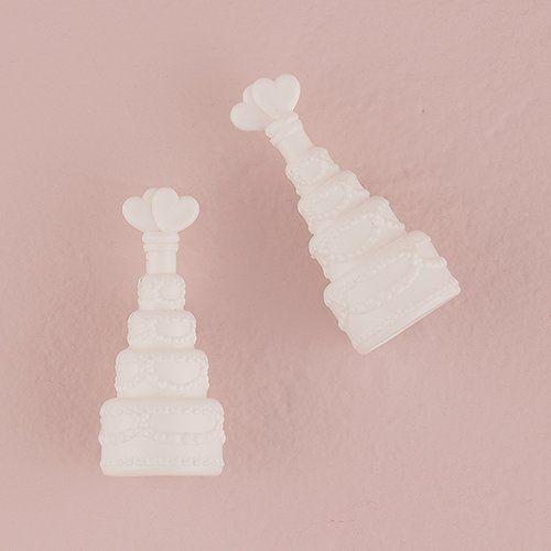 Mini Wedding Cake Bubbles by Beau-coup