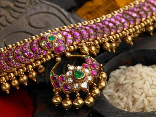 Burmese Ruby Jewellery by Arnav