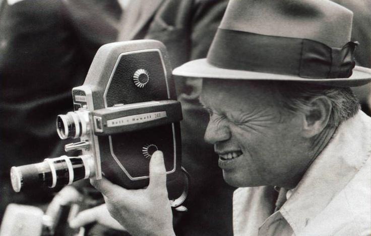 Richard Widmark the bell