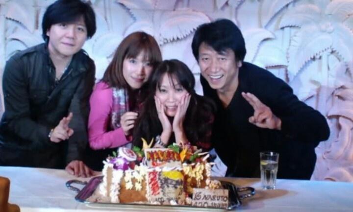 Junko Takeuchi / Kazuhiko Inoue / Noriaki Sugiyama / Chie Nakamura