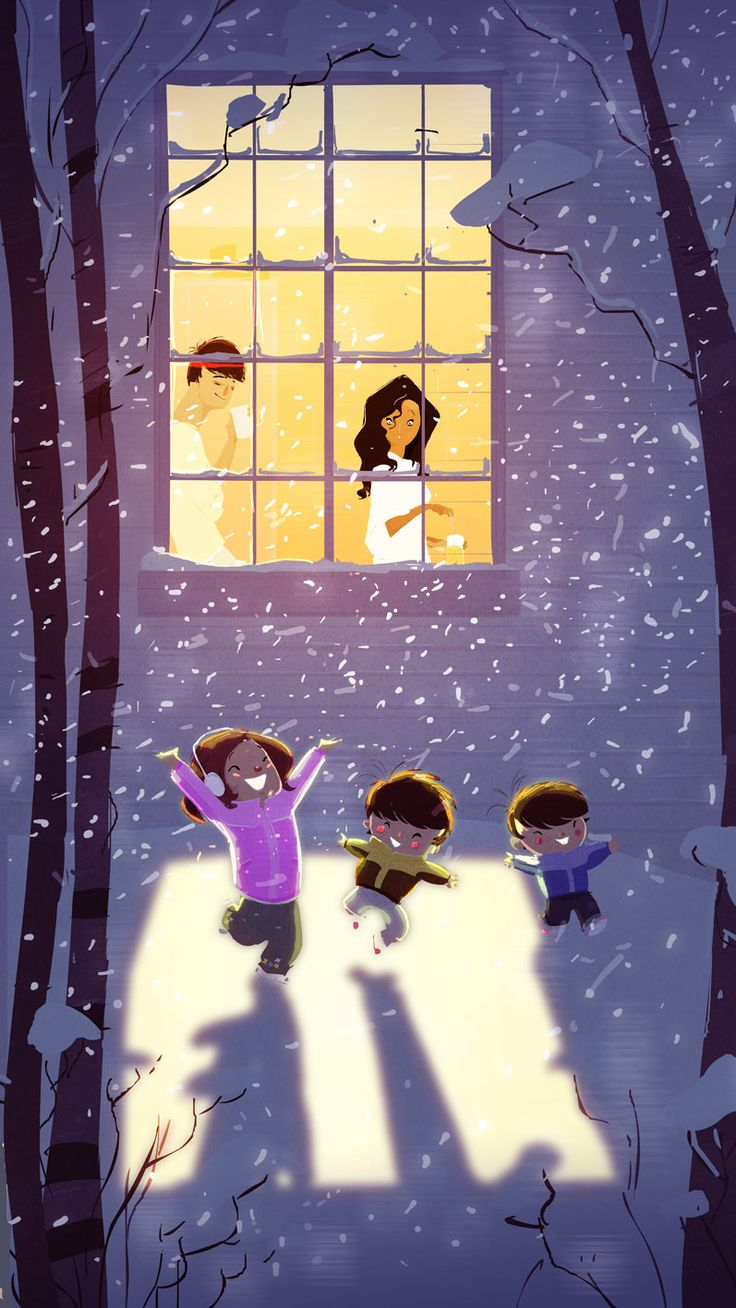 Snowy by Pascal Campion
