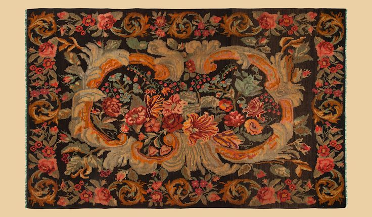 KARABAG MOLDOVIAN KILIMcm 290 x 185ft 9'6 x 6'1 Cod::141320838536