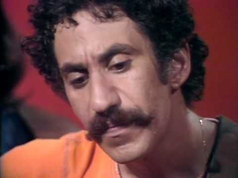 Jim Croce - Operator (That's Not The Way It Feels) Oh How I adored this man! Brilliant musician, I often wonder what would've been had he lived.