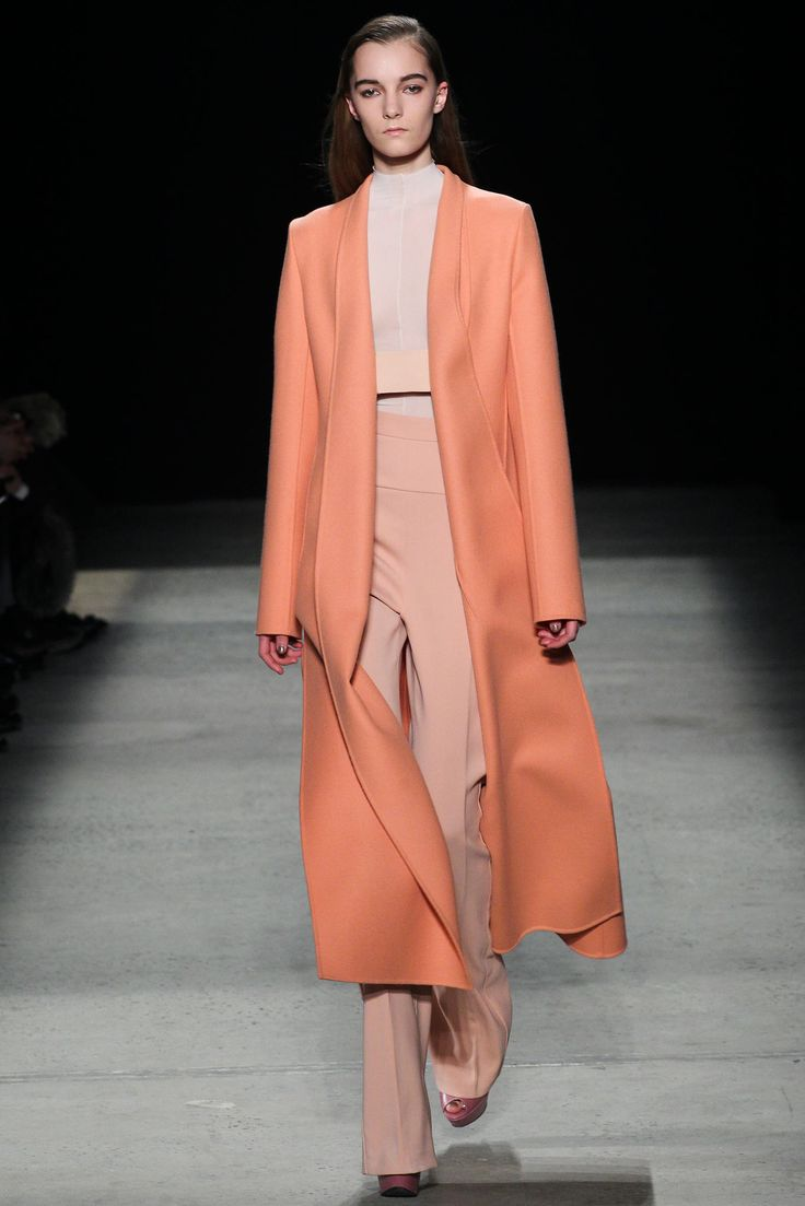 Narciso Rodriguez - Fall 2015 Ready-to-Wear