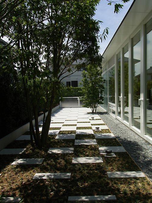 Ovaless House / PLATdesign - Tokyo - Landscape Architects