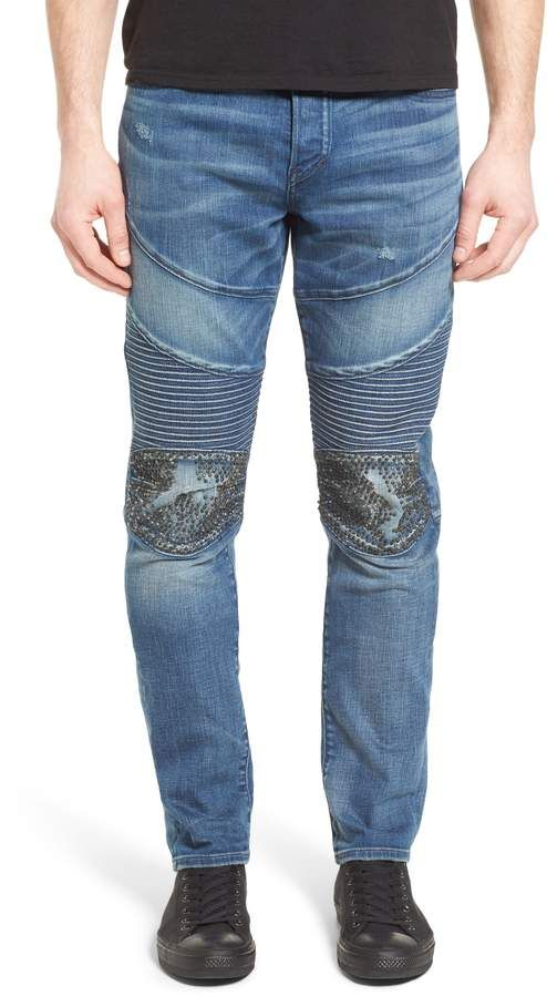 fc25e3b9d True Religion Brand Jeans Rocco Skinny Fit Jeans
