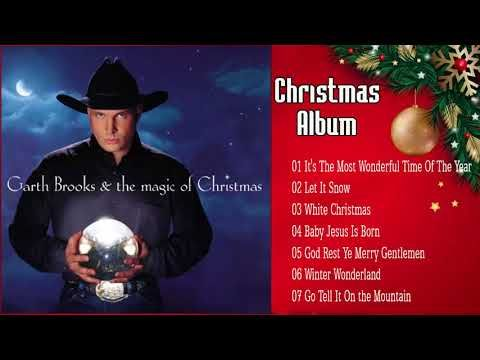 Best Christmas Album Of Garth Brooks - Christmas Songs Collection 2017 2018 - YouTube