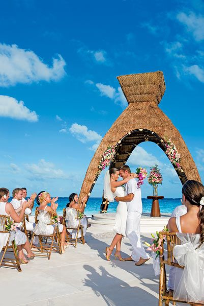 Located In The Historic Riviera Maya Between Laid Back Playa Del Carmen And Bustling Destination Wedding LocationsWedding VenuesCancun