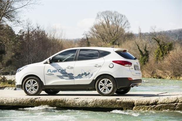 Hydrogène : 5 Hyundai pour le Département de la Manche