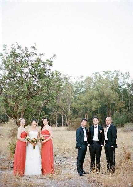 60+ idéias de fotografia de casamento grupo de festa nupcial coloca presentes da dama de honra   – Weddings!