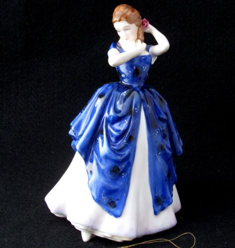 Quot Laura Quot Royal Doulton Figurine Made In England Signed