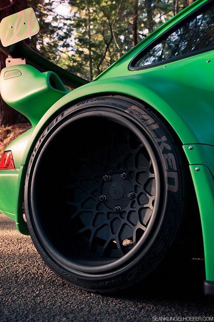 Mark Arcenal's RWB Porsche 911 by Sean Klingelhoefer, via Flickr