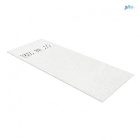 #Plato de #ducha de #resina #Elite ancho 90 cm.  Más medidas en nuestra tienda online.